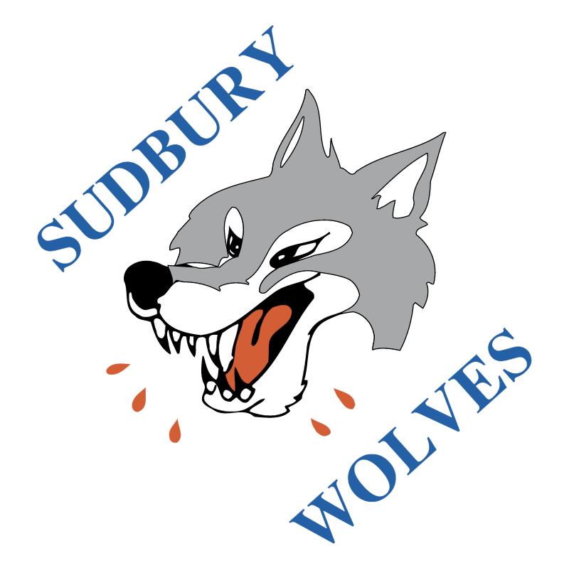 Sudbury Wolves vector