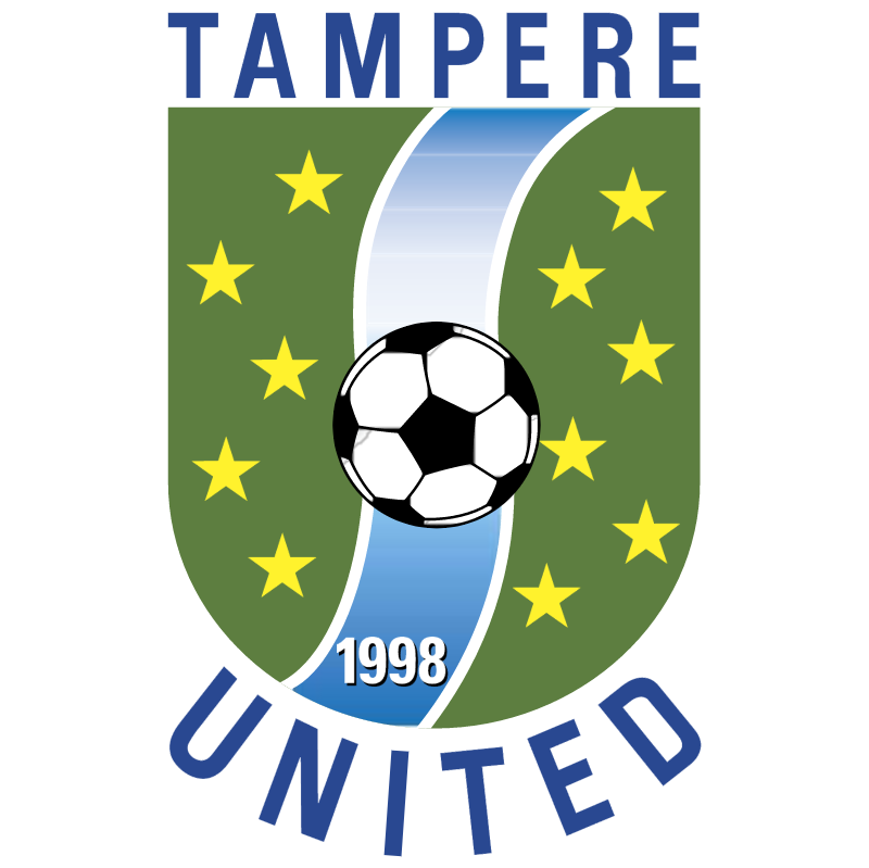 Tampere United vector logo