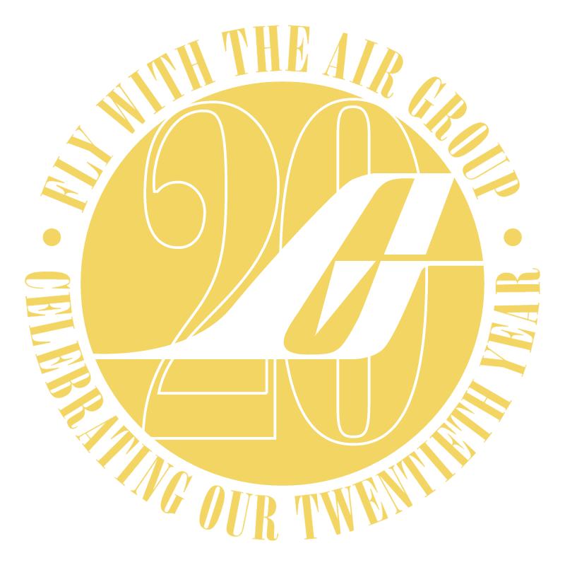 The Air Group vector logo