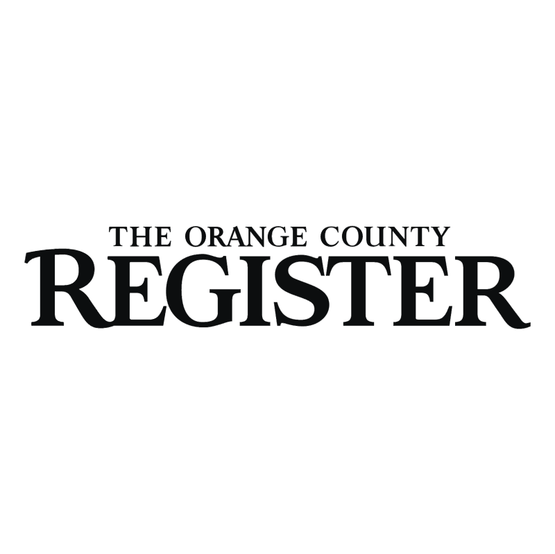 The Orange County Register vector