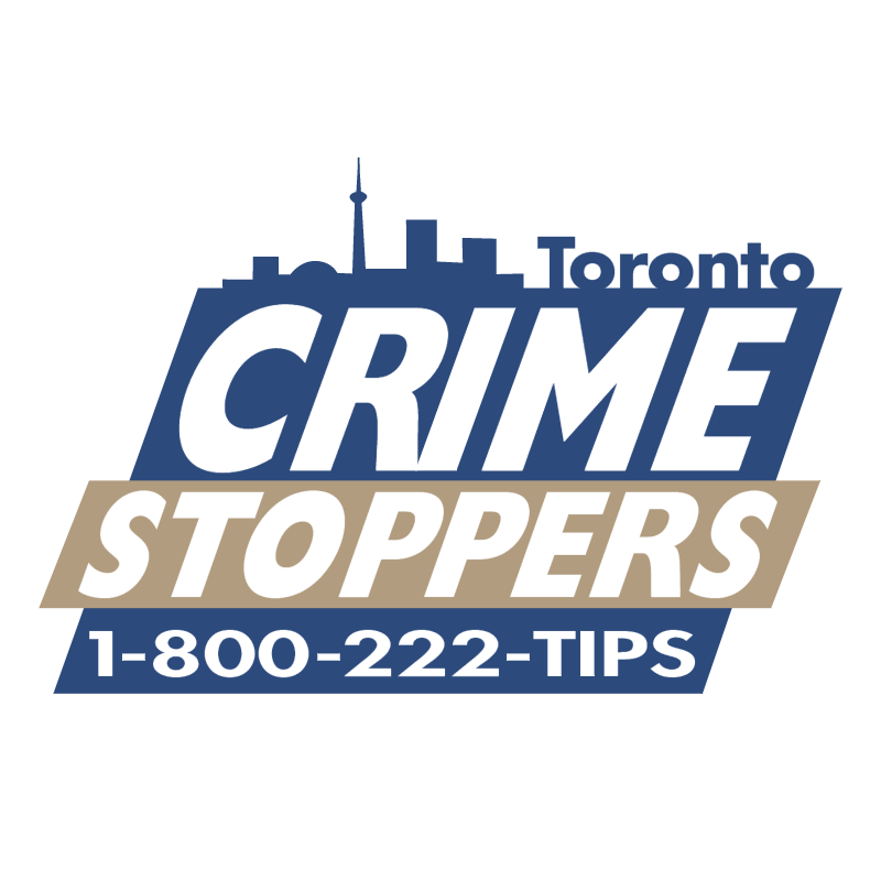 Toronto Crime Stoppers vector