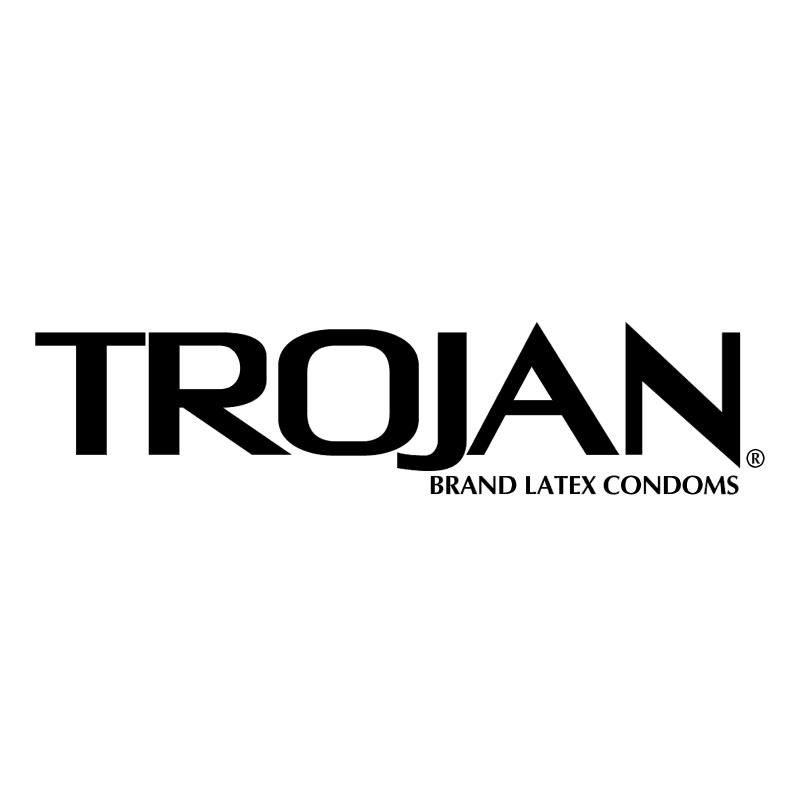 Trojan vector logo