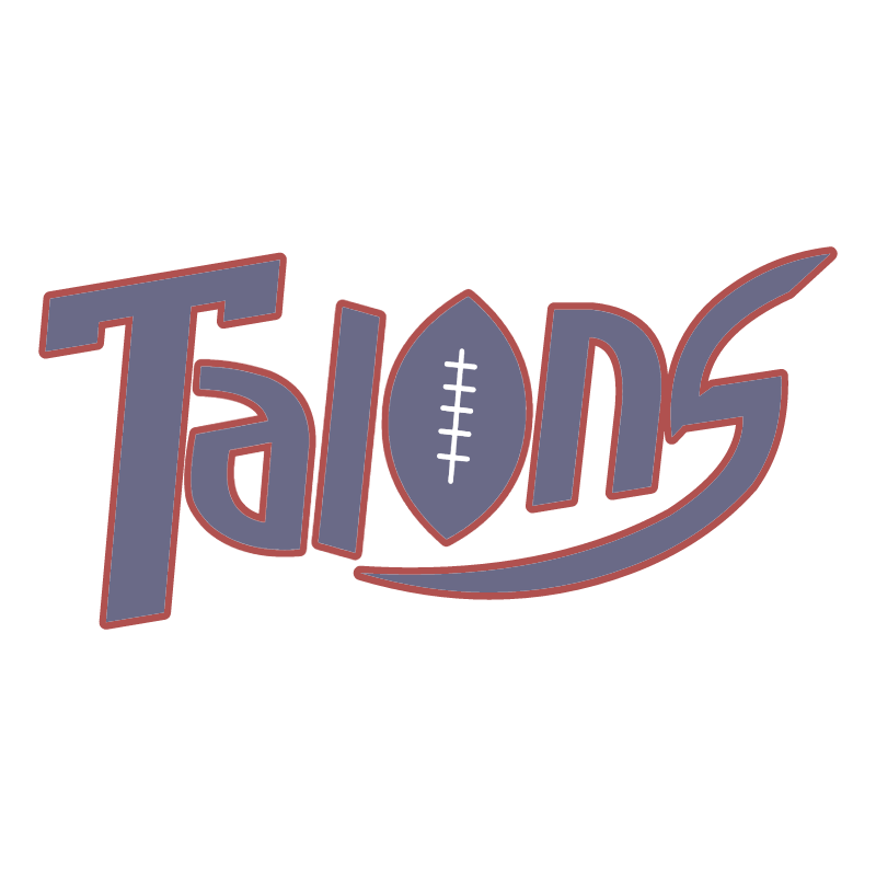 Tulsa Talons vector