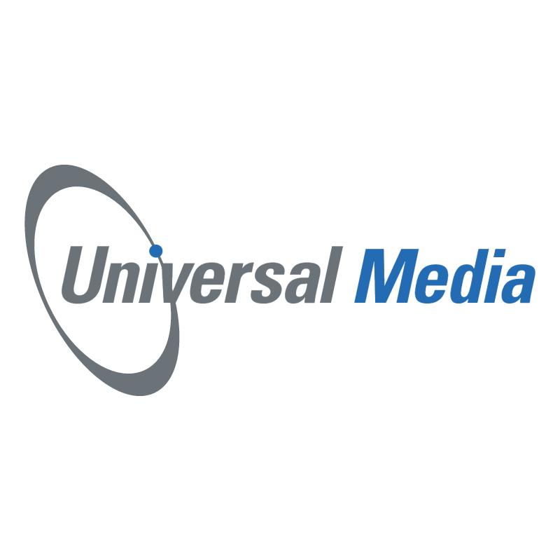 Universal Media vector logo