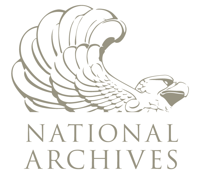 US National Archives vector logo