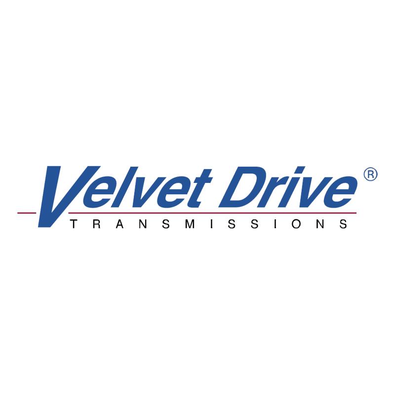Velvet Drive vector logo