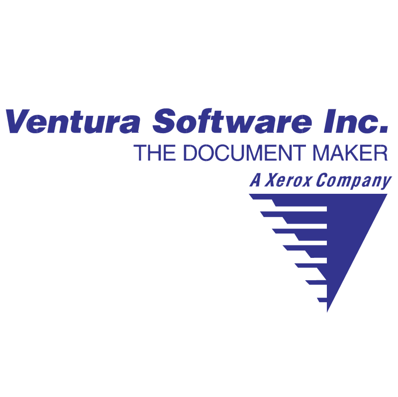 Ventura Software vector logo
