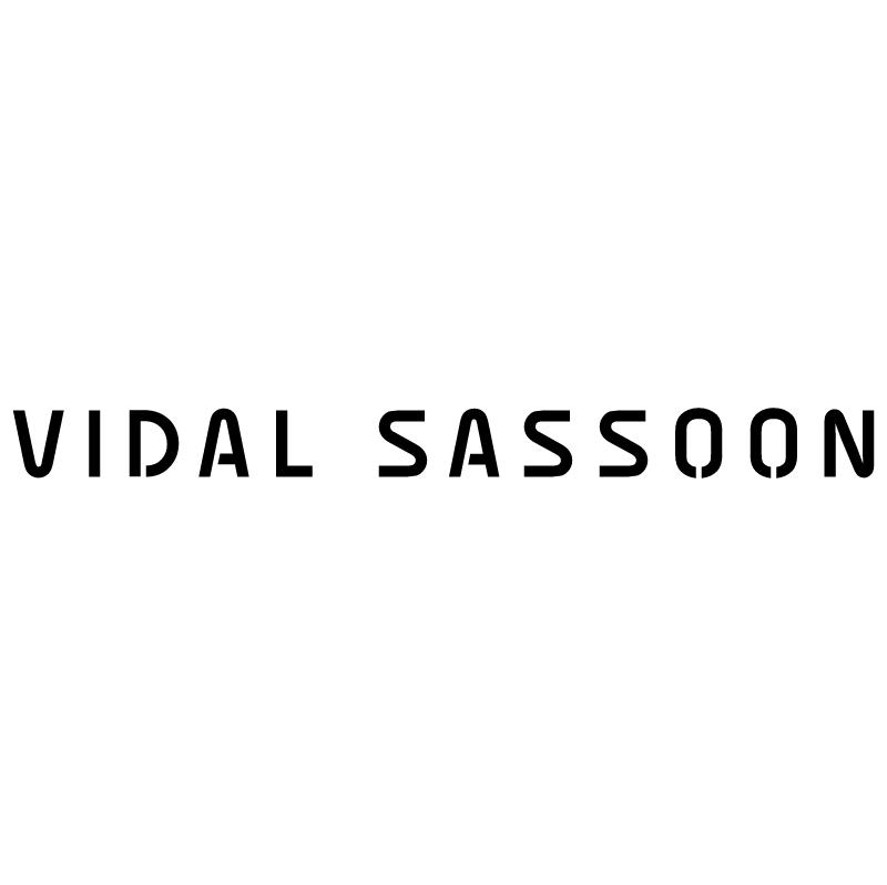 Vidal Sassoon vector