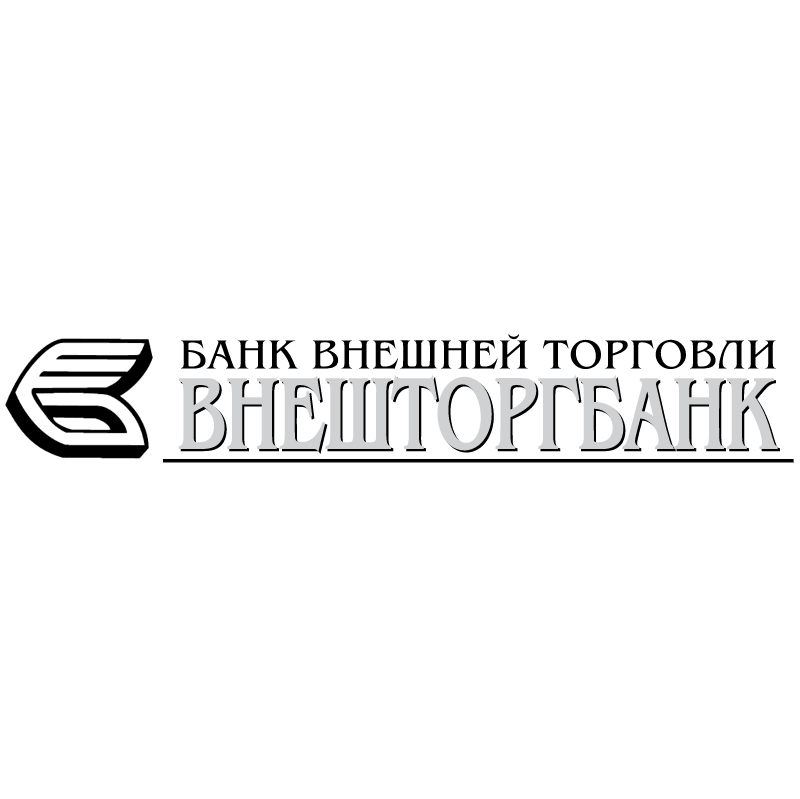 Vneshtorgbank vector