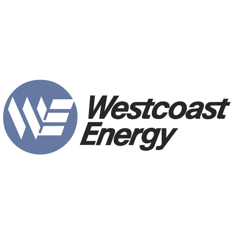 Westcoast Energy vector logo