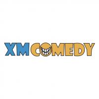 XM Comedy vector