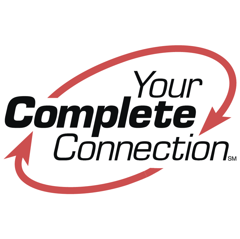 Your Complete Connection vector logo