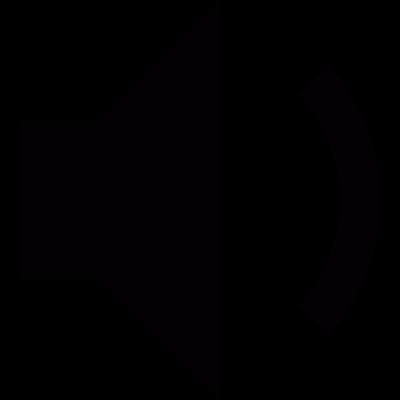 Speaker Low Volume vector logo