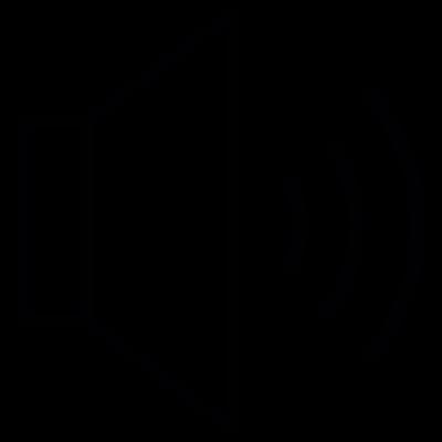 High volume, IOS 7 symbol vector logo