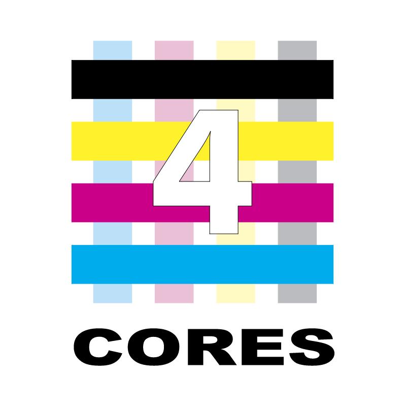 4 Cores vector