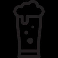 Bar Milk Shake vector