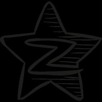 Qzone Draw Logo vector