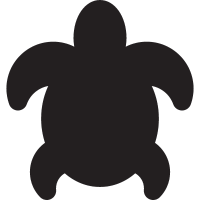 Big Turtle vector