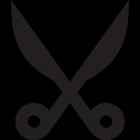 Baber Scissors vector