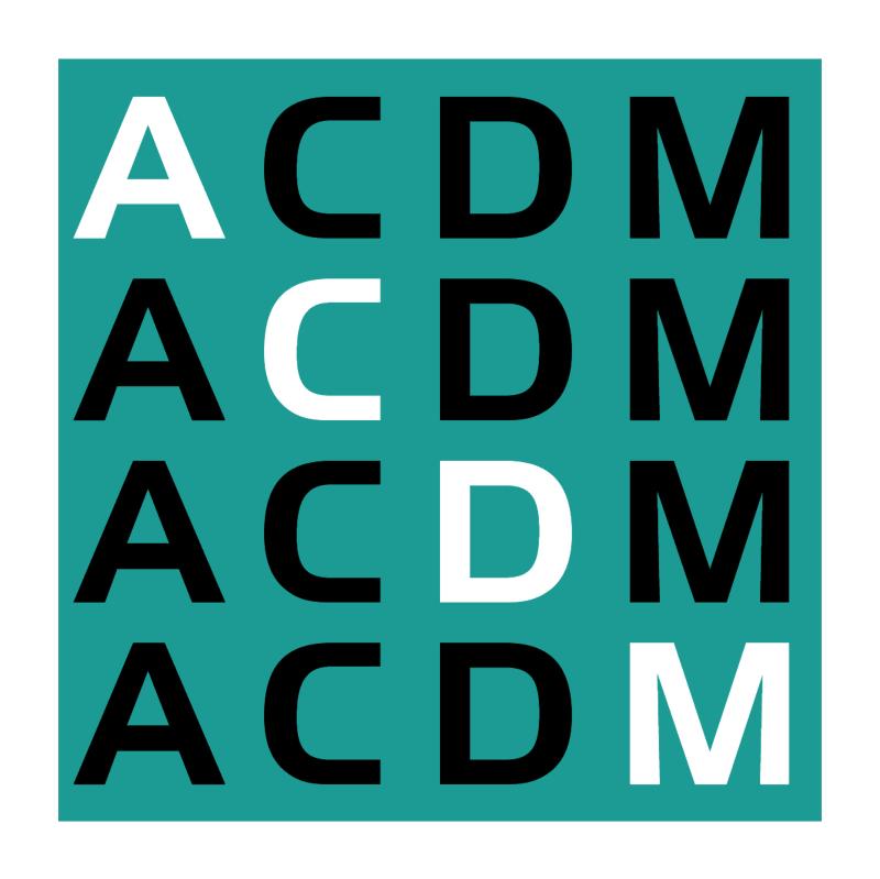 ACDM 69835 vector