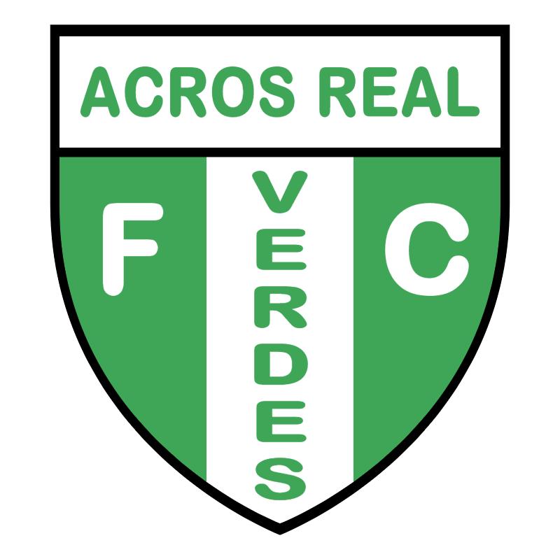 Acros Real Verdes vector