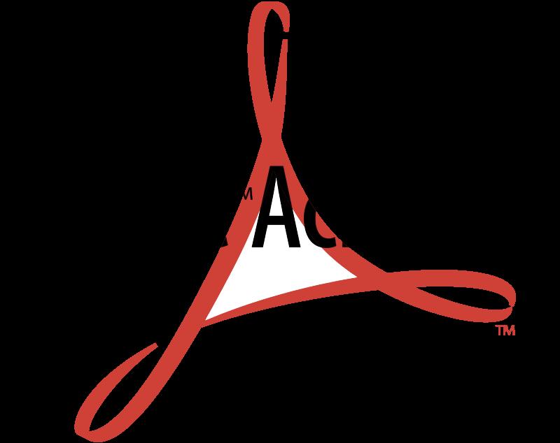 Adobe Acrobat vector