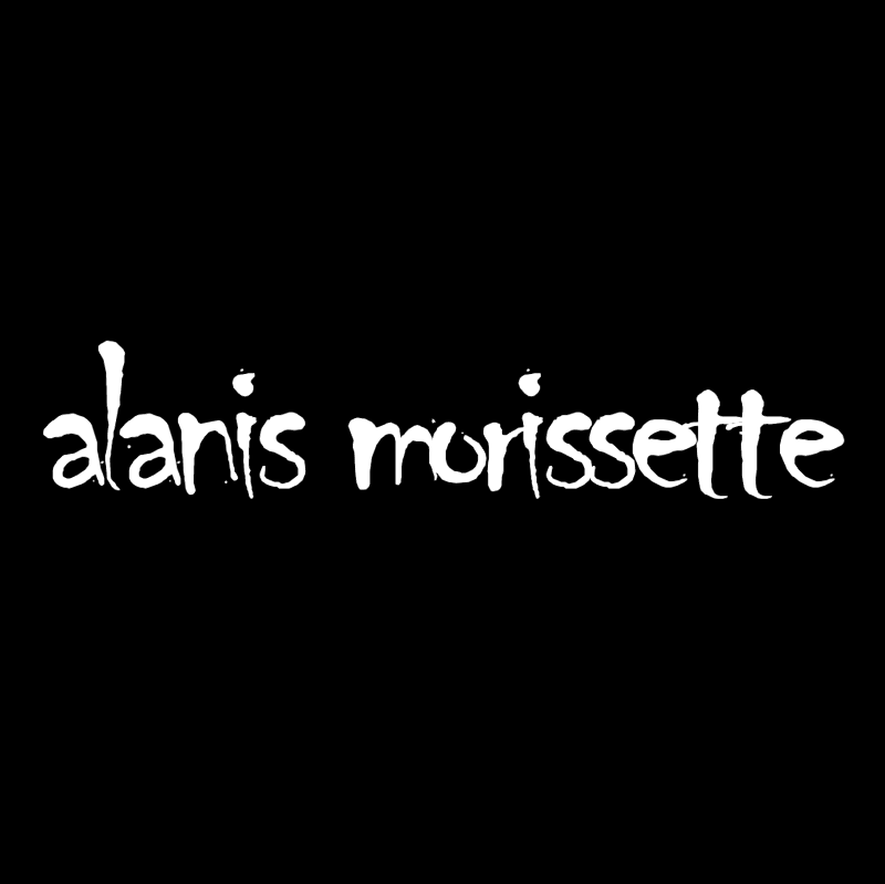 Alanis Morissette vector