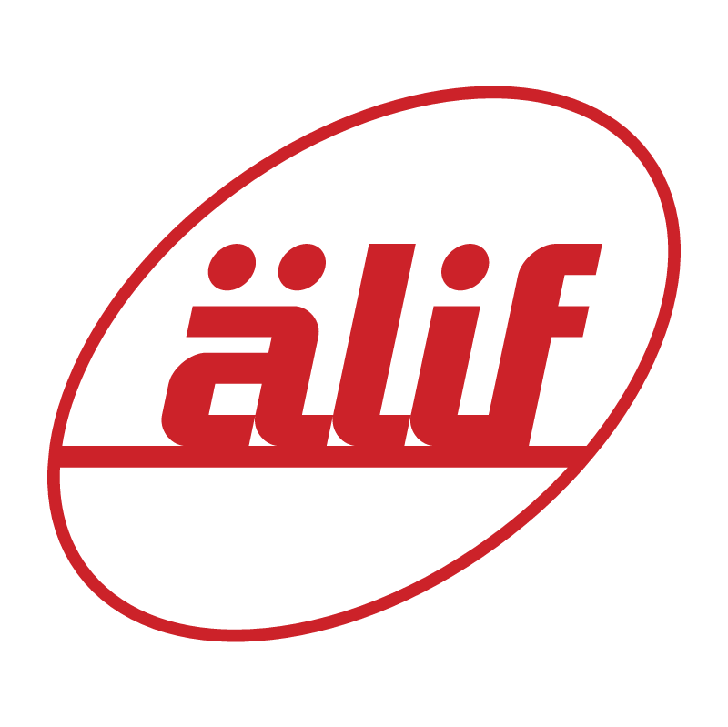 Alif vector