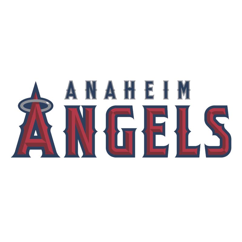 Anaheim Angels vector