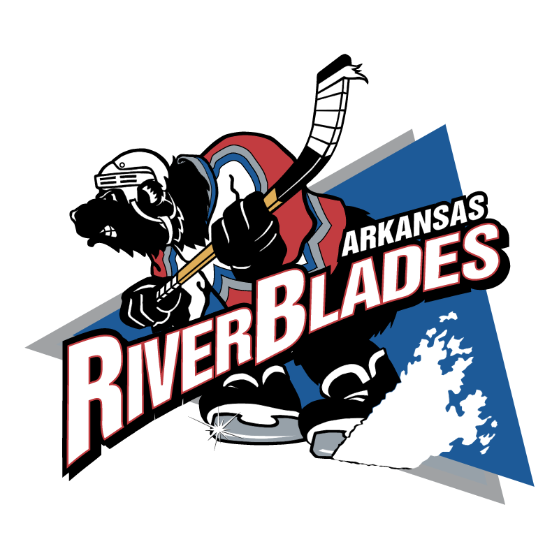Arkansas RiverBlades 76782 vector