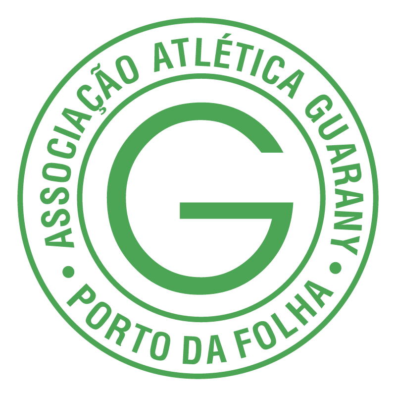 Associacao Atletica Guarany de Porto da Folha SE 76353 vector