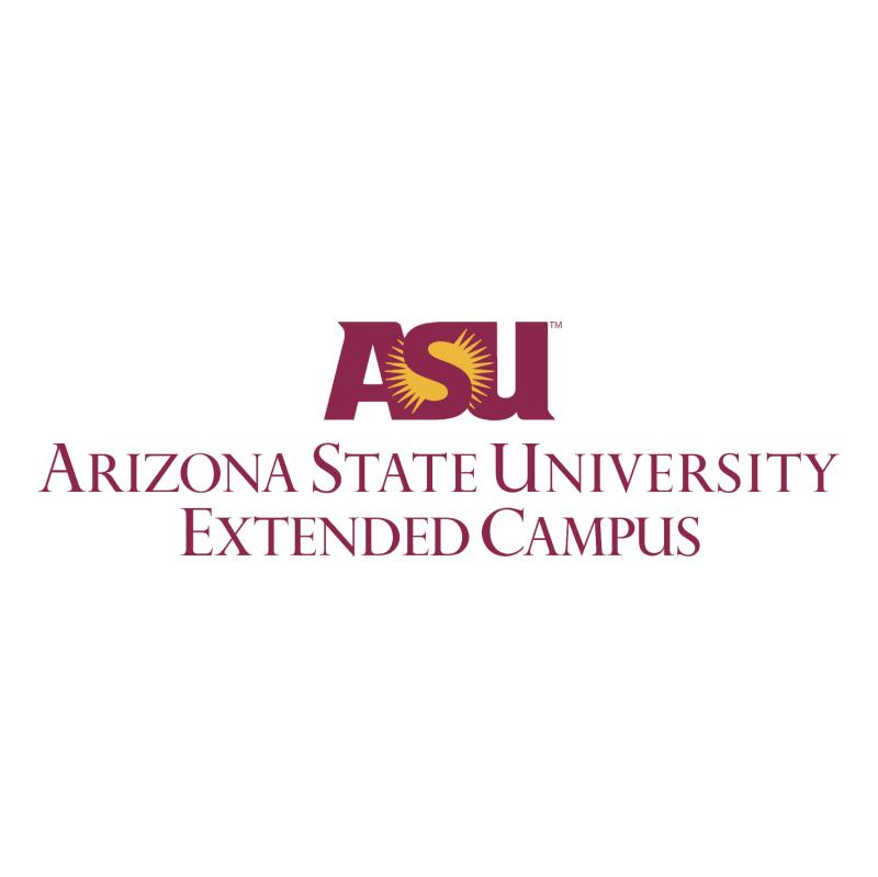 ASU Extended Campus 80466 vector