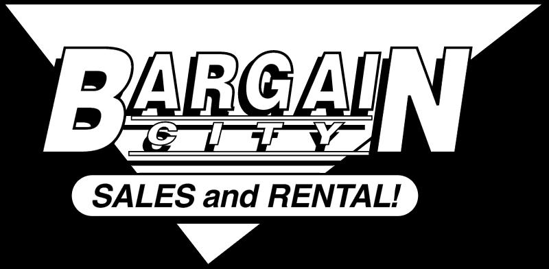 BARGAIN CITY 1 vector