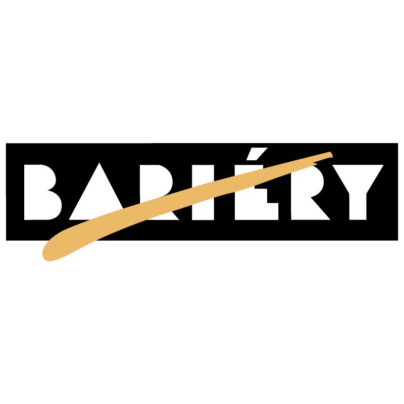 Bariery vector logo
