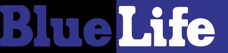 Blue Life vector