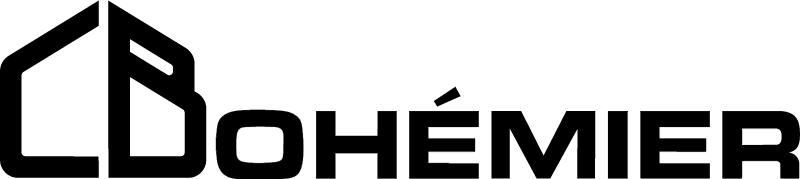 Bohemier logo vector