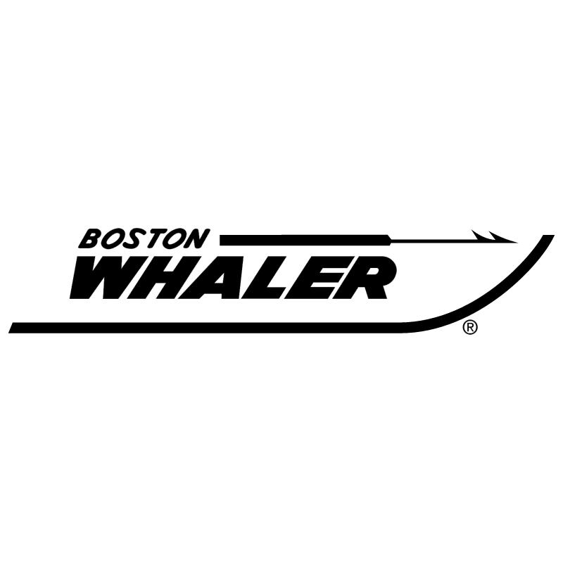 Boston Whaler vector