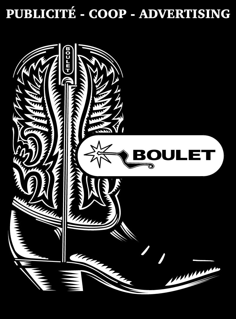Boulet logo vector