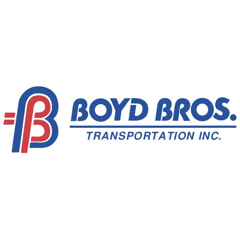 Boyd Bros vector