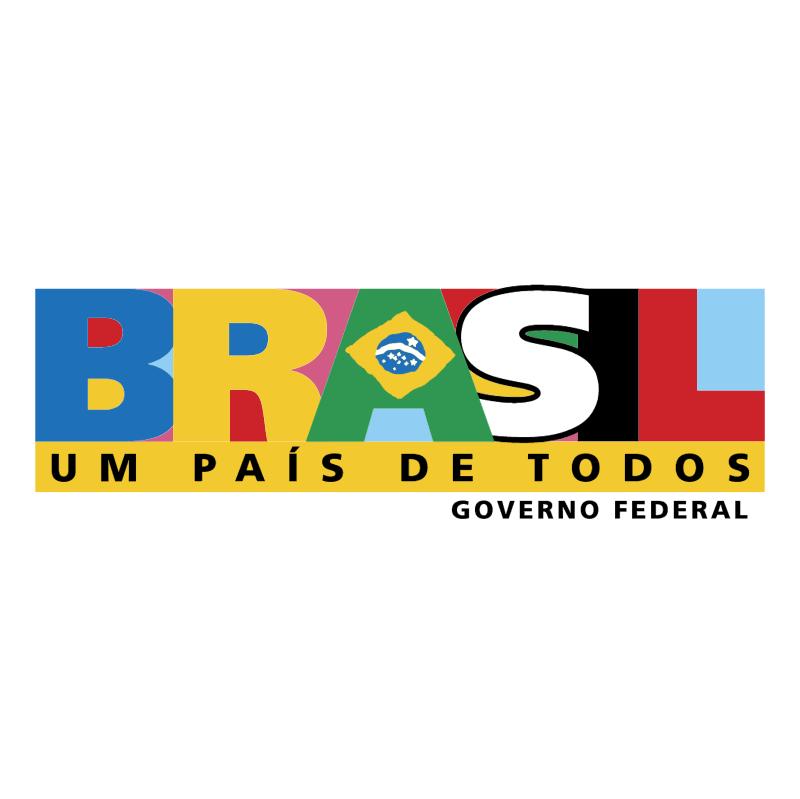 Brasil Governo Federal vector