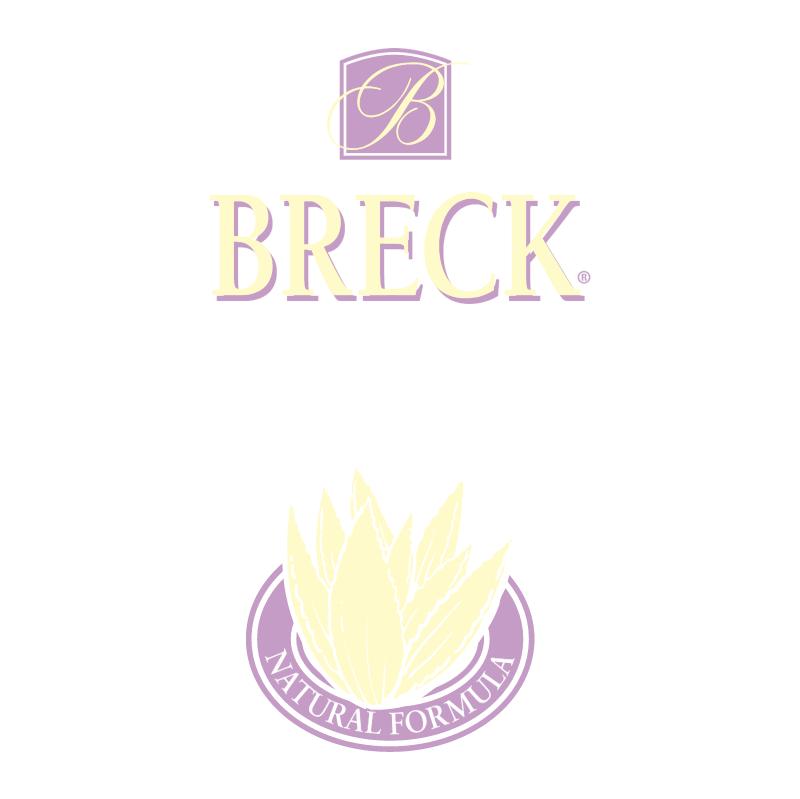 Breck vector logo