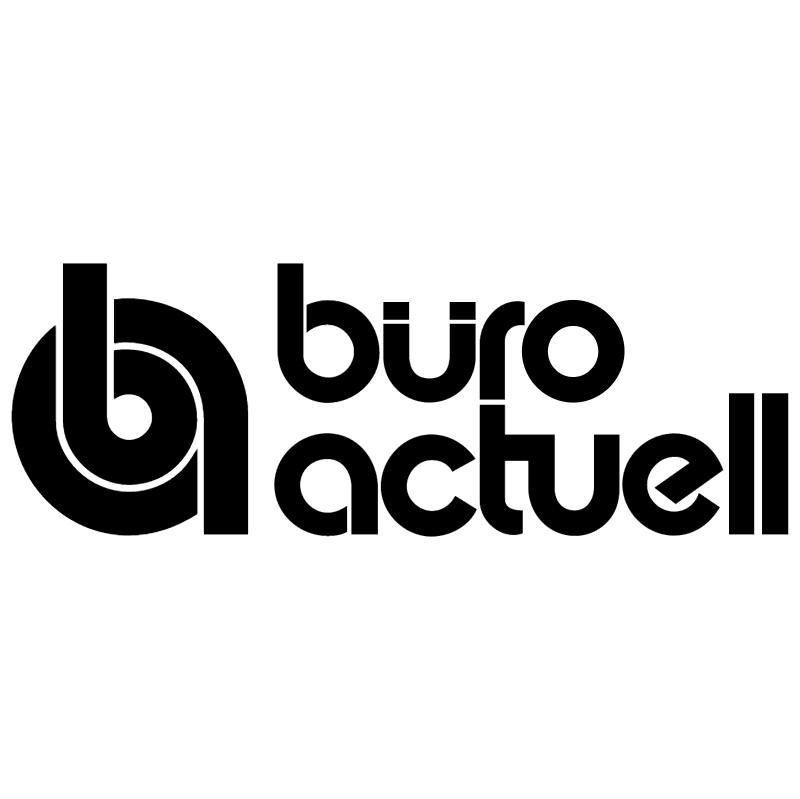 Buro Actuell vector