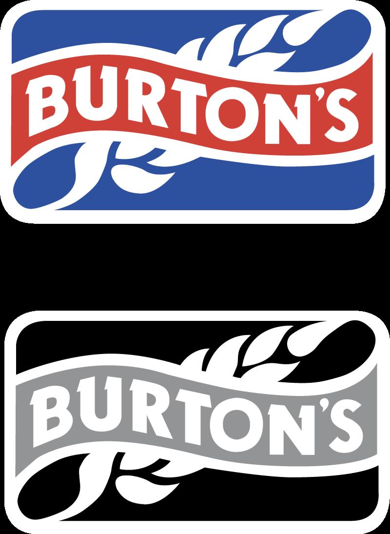 Burton logo vector logo