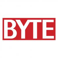 BYTE Turkiye vector