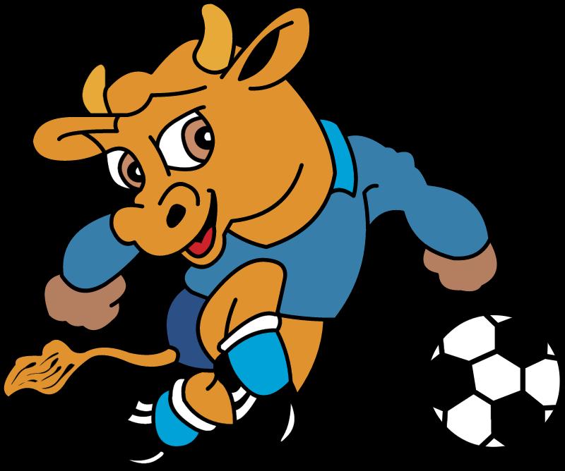 ca95 mascot vector logo