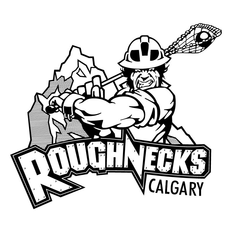 Calgary Roughnecks vector