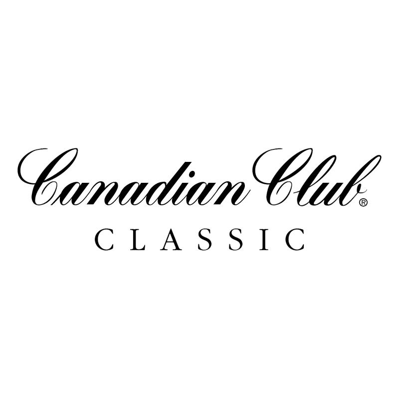 Canadian Club vector