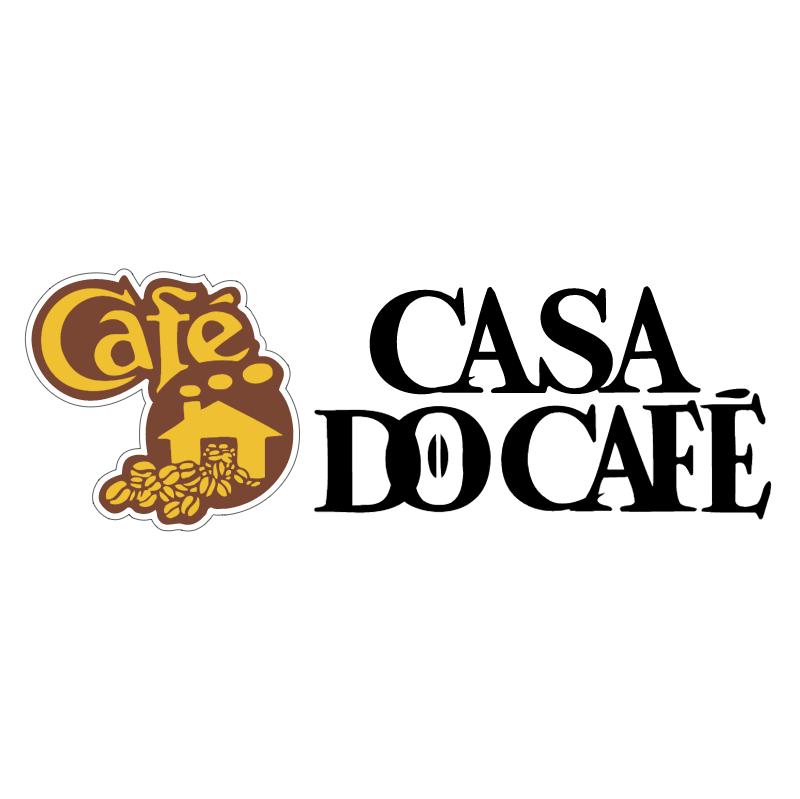 Casa do Cafe vector logo