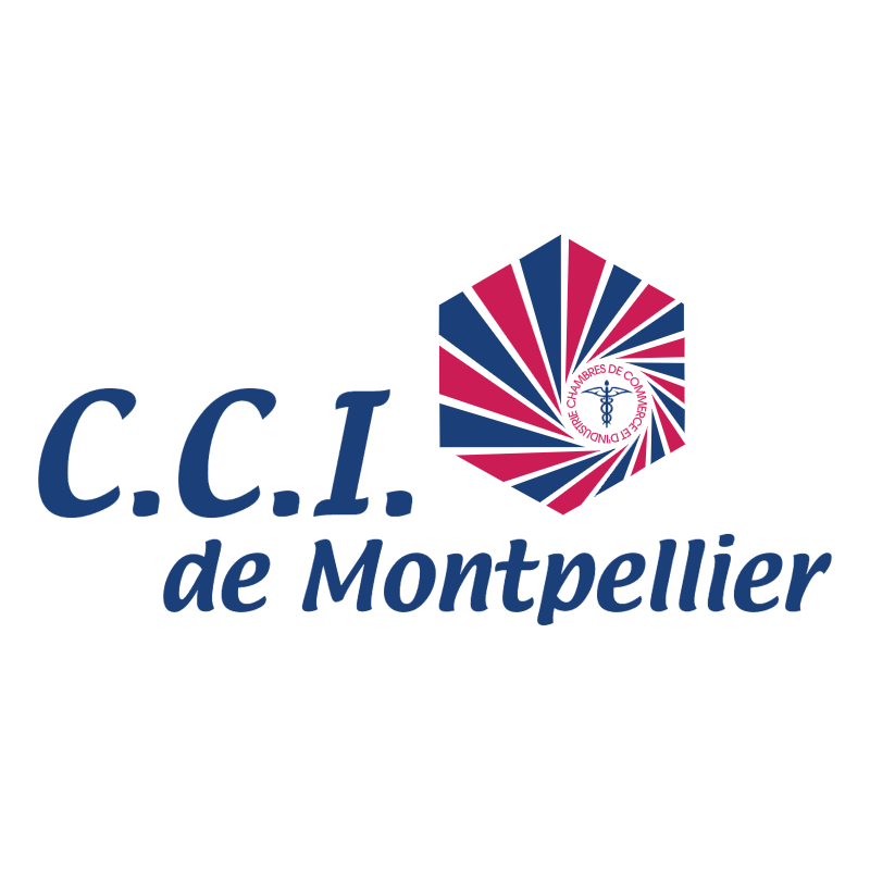 CCI de Montpellier vector