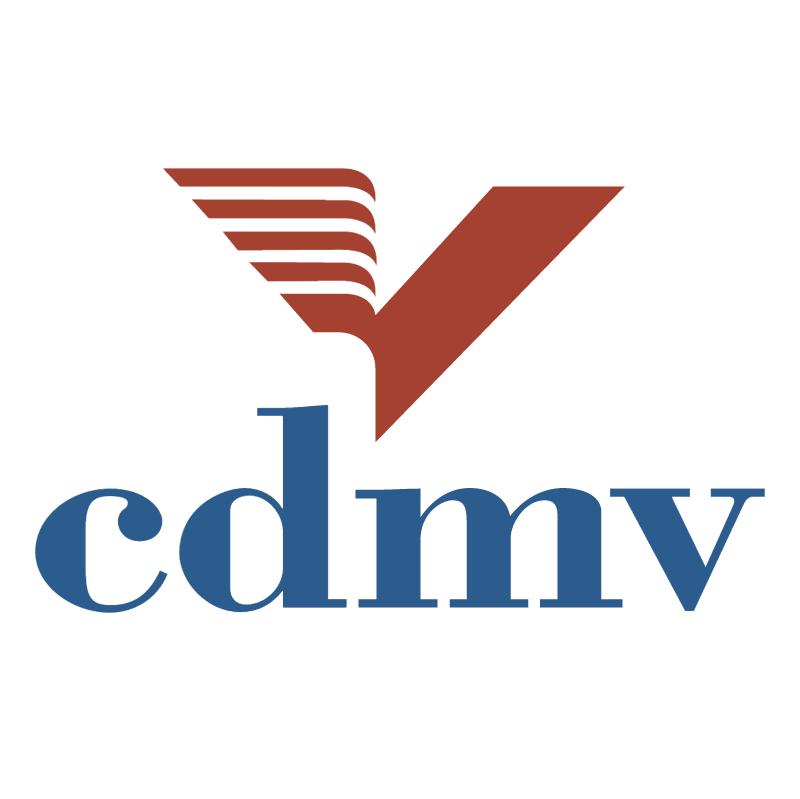 CDMV vector logo